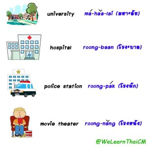 Free Daily Thai Lesson on Facebook